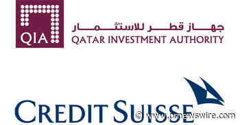 Qatar Investment Authority and Credit Suisse Asset Management Enter into Strategic Partnership in the Direct Lending Market