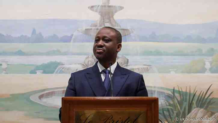 Ivory Coast's ex-PM Soro says his candidacy for president is 'irrevocable'