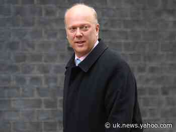 Chris Grayling to be paid £100,000 to advise ports on top of MPs' salary