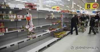 Time to stock up again? The likelihood of empty shelves in a second coronavirus wave