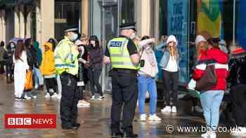 PM: Speak to rule-breakers before calling police - BBC News