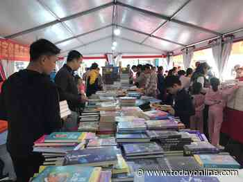Making books more accessible to Indonesians - TODAYonline