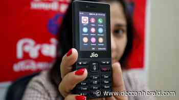 Worldreader, Jio tie-up to bring children's books for 15 crore JioPhone users - Deccan Herald