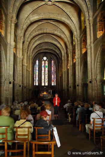 Visite guidée de la basilique Saint-Maurice Basilique Saint-Maurice Épinal - Unidivers