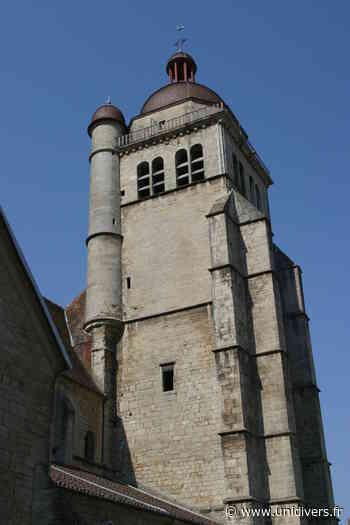 Visite de la Collégiale Saint Hippolyte Collégiale Saint Hippolyte Poligny - Unidivers