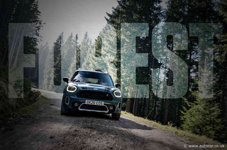 Promoted | The new MINI Countryman: enjoy an epic forest adventure