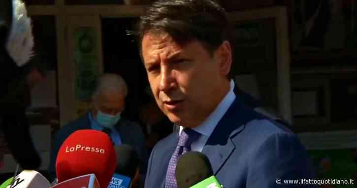 """Conte: """"Il superamento del trattato di Dublino è una svolta. Dl Sicurezza? Pronti a modificarli"""""""
