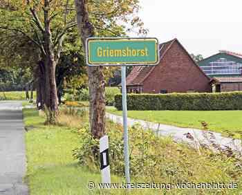 Rund 30 Wohnungen sollen entstehen: Seniorenwohnpark in Griemshorst geplant - Harsefeld - Kreiszeitung Wochenblatt