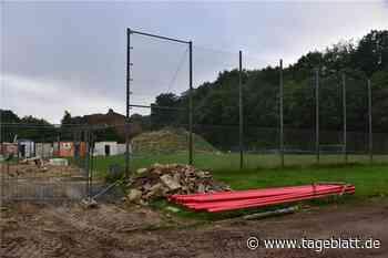 Weiterer Schulsportplatz in Harsefeld wird saniert - TAGEBLATT - Lokalnachrichten aus Harsefeld. - Tageblatt.de - Tageblatt-online