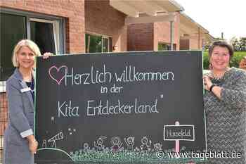 "Harsefelder Kindertagesstätte ""Entdeckerland"" eingeweiht - TAGEBLATT - Lokalnachrichten aus Harsefeld. - Tageblatt.de - Tageblatt-online"