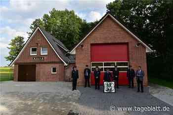 Freiwillige Feuerwehr Reith bezieht ihr neues Feuerwehrhaus - TAGEBLATT - Lokalnachrichten aus Harsefeld. - Tageblatt.de - Tageblatt-online