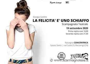Teatro e arte nel weekend a Racconigi - Il carmagnolese - Il carmagnolese