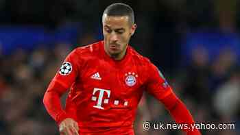 Liverpool close in on signing of Bayern Munich midfielder Thiago Alcantara