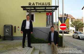 Bürgermeister: Vollgas vom ersten Tag an - Passauer Neue Presse