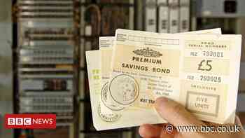 Premium Bonds: End is nigh for prizes on the doormat