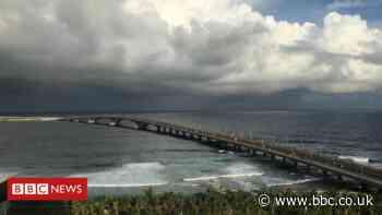 China debt dogs Maldives' 'bridge to prosperity'