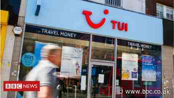 Coronavirus: Tui to clear refund backlog by end of September