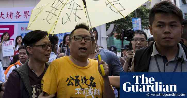 Hong Kong activist denied bail after being charge with sedition