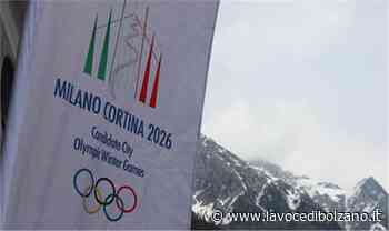 Olimpiadi 2026: avviato il programma per le infrastrutture - La Voce di Bolzano