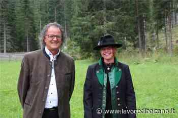 Vera Prader prima guardiacaccia donna in Alto Adige - La Voce di Bolzano