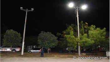 Con iluminación, Alcaldía de Neiva sigue recuperando zonas en la ciudad - Opanoticias