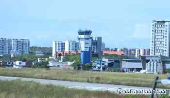 Aeropuerto de Neiva con pista para despegar - Caracol Radio