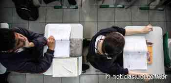 Ensino médio tem maior salto de qualidade desde 2005, mas não atinge meta - UOL Notícias