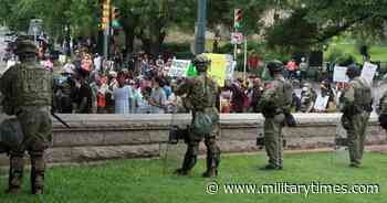 Post-9/11 conflicts increased civilian police militarization, new study claims - Military Times