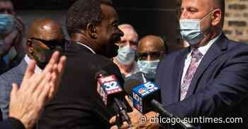 Willie Wilson embraces endorsement of police union that's clashed with Black Lives Matter - Chicago Sun-Times