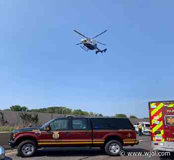 Interstate 55 Closed Due to State Police Accident   1340 WJOL - 1340 WJOL