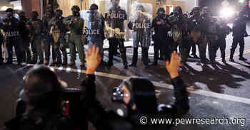 Americans have heard more about clashes between police and protesters than other recent news stories - Pew Research Center