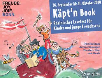 """Lesefest """"Käpt'n Book"""" für große und kleine Leseratten - iGL Bürgerportal Bergisch Gladbach"""