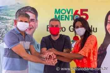 As apostas de Neto Barros para manter projeto político em Baixo Guandu - Século