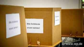Stichwahl in Schwelm: Wer wird neuer Bürgermeister? - WP News