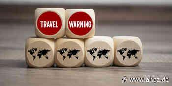 Pläne für Reisewarnungen zum 1. Oktober