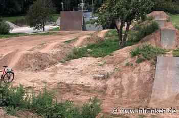 Dirtbahn in Herzogenaurach ist fertig - das wird geboten