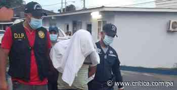 Capturan a presunto homicida en Puerto Caimito - Crítica Panamá