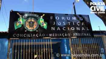 Homens são presos por criar falso fórum de mediação em Juatuba - Hoje em Dia