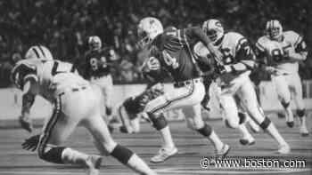 Steve Grogan — the Patriots' last mobile quarterback — likes what Cam Newton is bringing to New England - Boston.com