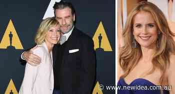 How Olivia Newton-John is helping grieving John Travolta heal - New Idea