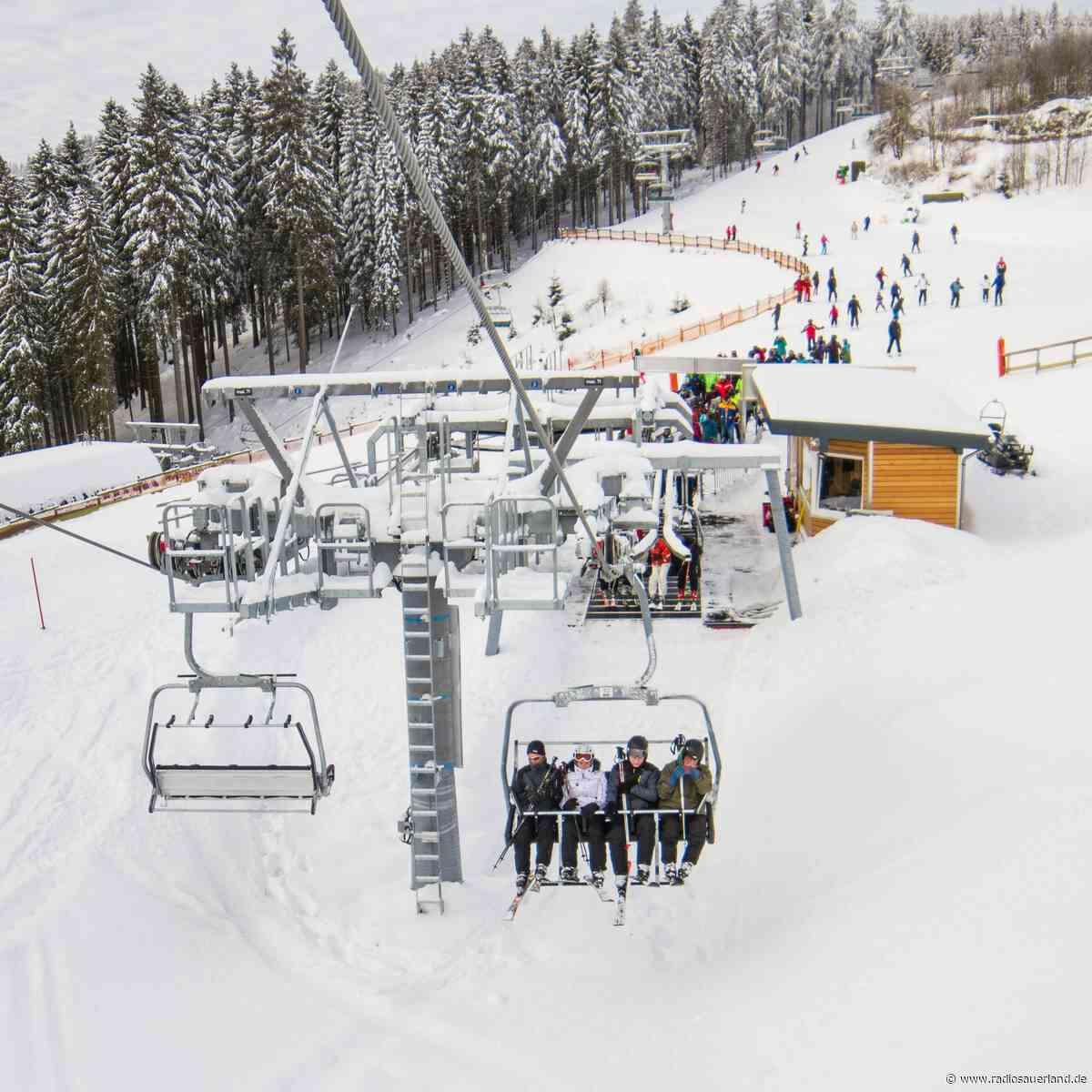 Fahrplan zu Wintersaison in Winterberg - Radio Sauerland