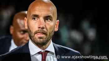 Van der Gaag duidelijk: 'Gaan op dezelfde voet verder' - Ajax Showtime