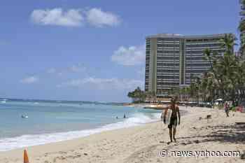 Hawaii to allow travelers to skip quarantine with virus test