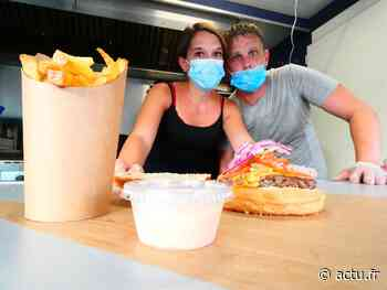 Yvelines. Vaux-sur-Seine : un food truck s'installe sur la place du marché - actu.fr