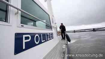 Polizei entdeckt gefährlichen Gegenstand an Weser-Spundwand in Stolzenau - kreiszeitung.de