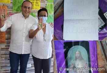 Amenazaron al Alcalde de Palocabildo – Tolima - Alerta Tolima