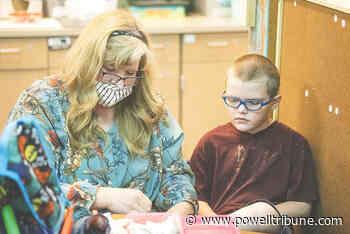 Special education teacher 'always puts kids first' - Powell Tribune