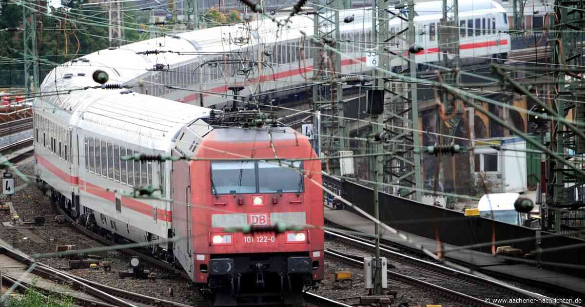 Entscheidung der Bahn: Ab Oktober ist klar, ob in Erkelenz ein IC halten wird - Aachener Nachrichten