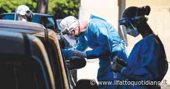 Coronavirus, i dati: 1585 nuovi casi con 101mila tamponi, 13 morti. Prosegue l'aumento dei ricoveri - Il Fatto Quotidiano