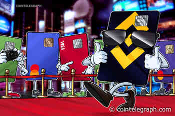 Binance's crypto Visa card is now available all across EEA countries - Cointelegraph
